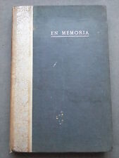 John T Betts (of Pembury) - A Memoir compiled by Letitia Jennings 1895 (Signed)
