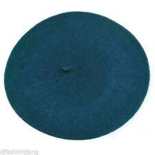 Cappelli da donna blu 100% Lana