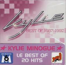 KYLIE MINOGUE -BEST OF 1987 - 1992 - RARE - COLLECTOR
