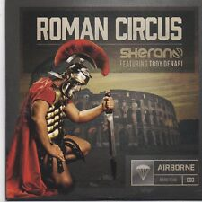 Sherano-Roman Circus promo cd single