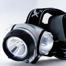 Unbranded Red LED Camping & Hiking Head Torches