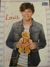 Louis Tomlinson, One Direction, Lucy Hale, Pretty Little Liars, Full Page Pinup