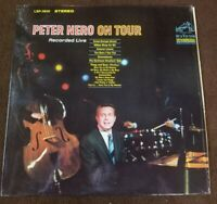 "Vintage 1966 ""Peter Nero on Tour"" LP - RCA VICTOR Records (LSP-3610) EX+"