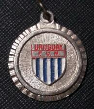 1977 URUGUAY SWIMMING FEDERATION - DELEGATION IN LIMA PERU - PAINTED MEDAL
