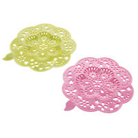 Bathroom Drain Hair Catcher Bath Stopper Sink Strainer Filter Shower Covers WA