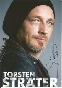 TORSTEN STRÄTER  - TV / KINO / FILM -  Originalautogramm