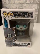 Funko Pop Disney Alice In Wonderland Cheshire Cat #178 Vaulted