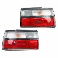1 Pair Rear Tail Light Lamp For Toyota Corolla E90 EE90 AE90 AE92 AE95 1987-1991