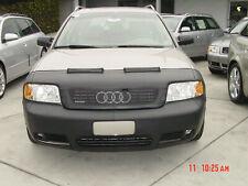 Colgan Front End Mask Bra 2pc.Fits Audi A6 2.7T, 3.0 Sedan 2002-2004 W/License