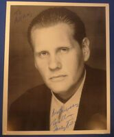 WILLIAM FORSYTHE signed autograph 8 by 10 photo