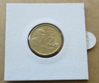AUSTRALIAN 2005.. ABORIGINAL ELDER...  $2.00 DOLLAR COIN...