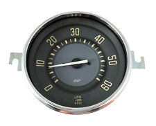 VW KARMANN GHIA 110mm LATE TACHOMETER 0 - 6,000 RPM 12 VOLT REV COUNTER GAUGE