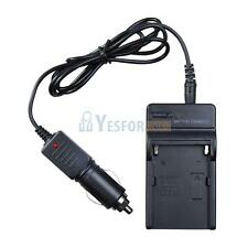Battery Car Charger for Sony NP-970 NP-F550 NP-F570 NP-F730 NP-F750 NP-F930 New