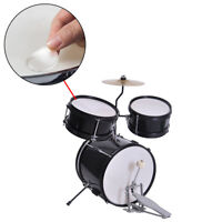 6 Pcs Drum mute pad silicon gel muffler percussion instrument silencer pract SP