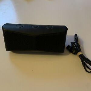 Logitech X300 Mobile Portable Bluetooth Speaker - Black