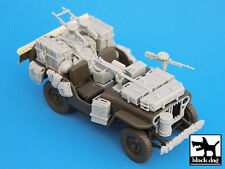 Black Dog 1/35 British SAS / LRDG Jeep North Africa 1942 Accessories Set T35014