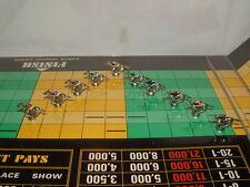 10 PIECE TOKEN FIGURE VINTAGE APBA AMERICAN SADDLE HORSE RACE GAME SILK SASH #2