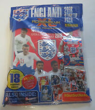 PANINI Adrenalyn XL 2018 FIFA ENGLAND Starter Pack