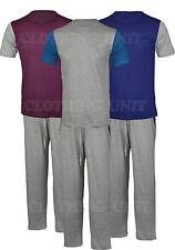 Unbranded Patternless Pyjama Sets for Men