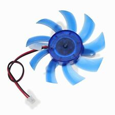 75mm x 10mm 12V 0.16A VGA Cooling Cooler Fan Mounting Hole 42.5mm 2pin Ph2.0