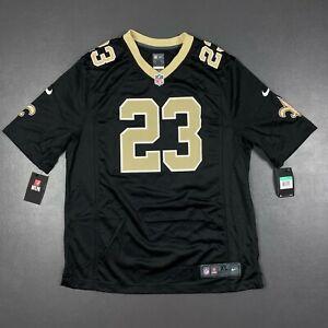 100% Authentic Marshon Lattimore Nike Saints Game Jersey Size XL 48
