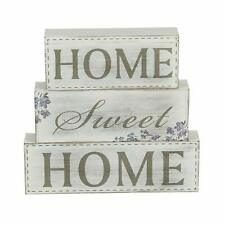 Home Living home sweet home plaque in lavender