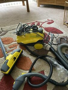 Electrolux Steam Cleaner Never Used Has All Attachments For Oven Carpets Etc