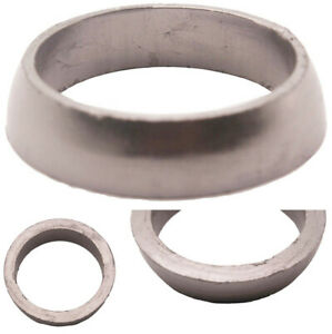 """Donut Style Car Exhaust Mufflers Gasket 2"""" 50.8mm ID Exhaust Pipe To Manifold"""