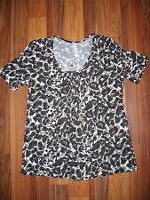 Tolles Shirt von Sheego  Figurschmeichler Gr. 44 / 46  NEU A10-010-2