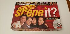 Scene It? Seinfeld The DVD Board Game Complete 2008