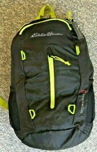 Eddie Bauer 20L Adult Rippac Lightweight Stowaway Packable Backpack Daypack