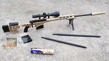 MSR Remington Modular Sniper Rifle 1:6 Figur Special OPS Champagne Modell MSR_A