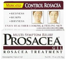 Prosacea Gel Rosacea Treatment Homeopathic Medicated Sulpur Multi-Symptom Relief