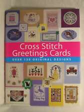 Cross Stitch Greeting Cards, Hawkins, Sam, Excellent Book