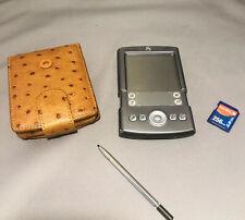 Palm Tungsten Tm550 Handheld Pda Pilot Organizer Pocket Computer W Sd Card & Pen