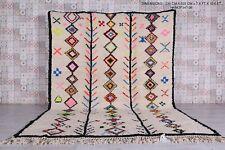 Custom Moroccan Azilal rug , Colorful berber carpet