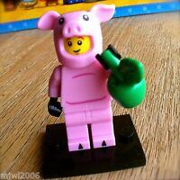 LEGO 71007 Minifigures PIGGY GUY #14 Series 12 SEALED Minifigs Mascot Pig Man