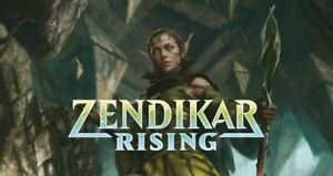 1x ZNR Zendikar Rising Full Complete Set Sealed MtG 2 3 4x Discounts