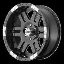 4 16 inch 16x8 Black Toyota 4wd Tacoma 6 Lug Rims 6x5.5 MO9516860300 FAST