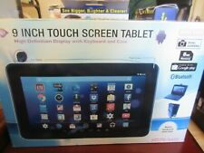 """Craig 9"""" Touch Screen Tablet Computer Android 4.4 CMP773 Keyboard Bundle"""