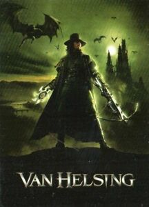 VAN HELSING THE MOVIE BASE / BASIC CARDS 1 TO  72 CHOOSE BY COMIC IMAGES