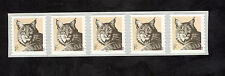 4672 Bobcat Pnc Strip Of 5 (P1111) M/nh (Free shipping)