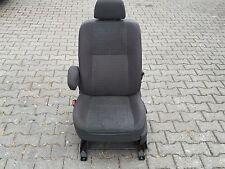 Fahrersitz Sitz Vorne Links Stoff Schienen Ford Connect 1,8TDCI Bj:2004