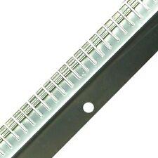 Silvered Beryllium-copper Finger Stock EMI RFI Shielding Gasket 8-7/8 in