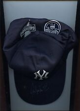 New York Yankees Danny Tartabull Autographed Hat / Cap