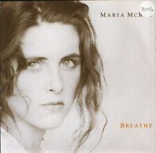 "MARIA MCKEE breathepanic beach GFS 1 uk geffen 7"" PS EX/EX"