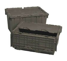 Quantum Attached Top Lid Containers - QDC2717-12 - Shipping Crate Containers
