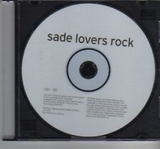 (DE774) Sade, Lovers Rock - 2000 CD