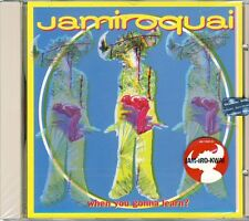 Jamiroquai CD EP When You Gonna Learn 6TRK sealed