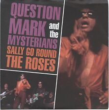 """QUESTION MARK and MYSTERIANS Sally Go Round The Roses 7"""" NEW stooges iggy Garage"""